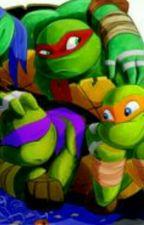 Raph x Leo y Donnie x Mikey ( Yaoi/ Chicoxchico) by Jenny-Totoro