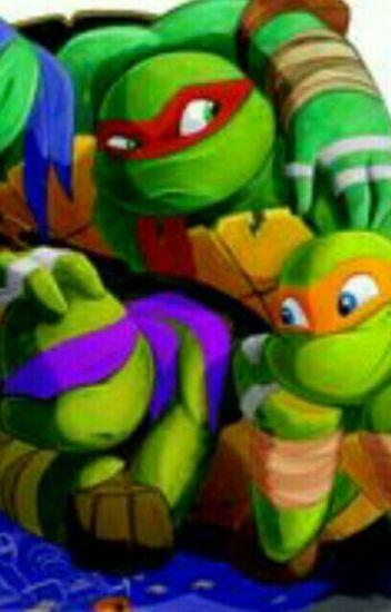 Raph x Leo y Donnie x Mikey ( Yaoi/ Chicoxchico)