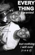 everything i wanted (but nothing i will ever need) // larry stylinson by studyrainballs