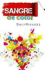 Sangre De Color by OnlyMirages
