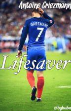 Lifesaver [Antoine Griezmann] by byKuba