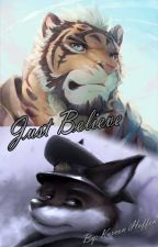 Just Believe (Furry Yaoi) by KerconHoffen