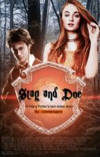 Stag and Doe ~ Harry Potter's Twin Sister / Draco Malfoy love story by vero_mendes
