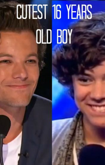 CUTEST 16 YEARS OLD BOY /Larry