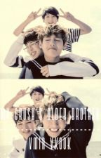 My crush's older brother|| vkook vmin by Missright-bts