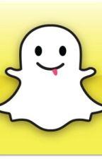 Snapchat usernames  by DanielleDiSilvestro