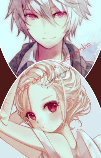 Los chicos de intercambio (uta no prince sama)