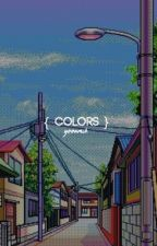 colors ;; phan (discontinued) by yoonmik