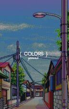 Colors ☁︎ Phan by phanisrealdotcom