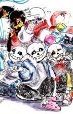 Traducción de comics de Undertale by SarahHosho