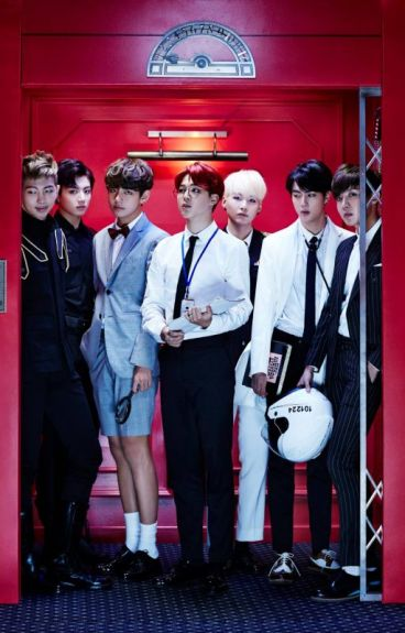 Adopted by BTS ( Fanfic )