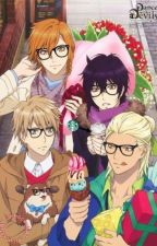 Dance With Devils Boys X Reader Stories by Queen-Red