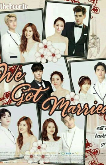 We Got Married (Private)✔