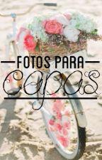 Fotos Para Capas Encerrado by CandaceOsvald