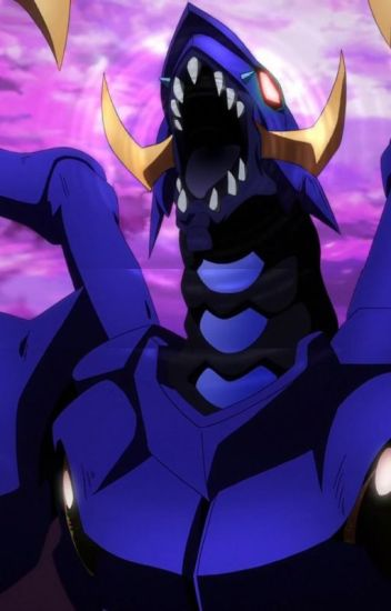 Highschool DxD: Blue Dragon Emperor