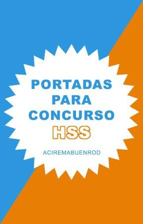 Portadas para concurso HSS by Aciremabuenrod