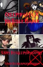 Creepypasta x youTuber reader by SleepyDragonFly