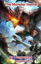 The Monster Hunter by sparkieangga