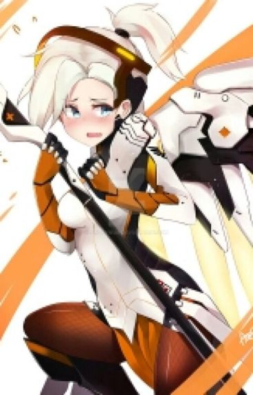 A Newly Angel Mother (Overwatch)