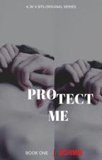 Protect Me JungkookxBTS by bishimin