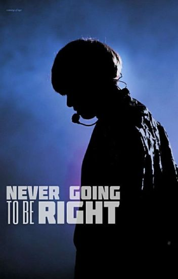 Never Going To Be Right {taekook/vkook au}