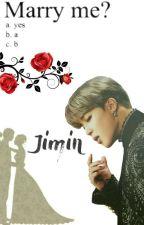 Marry Me? // P.Jimin by Luna__meh