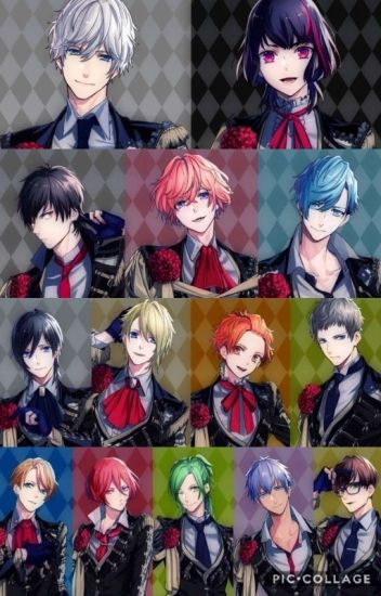 [B-Project: Kodou*Ambitious One Shots] (Character x Reader) ❤