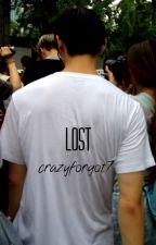 Lost× Jaebum GOT7× by crazyforgot7