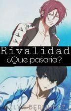"""~Rivalidad~ """"Que Pasaria?""""-(Rin,Haru,y Tu) by AzyDice"""
