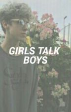 girls talk boys ♕ m u k e by scarjst