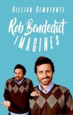 Rob Benedict Imagines!  by GillianDemofonte