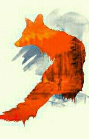 The Fox shape shifter by TabbyC