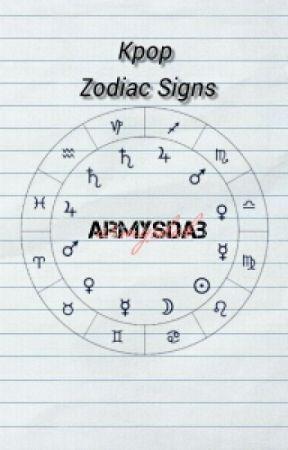 Zodiac Signs | Kpop version by namshookjin