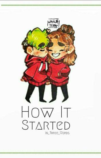 How It Started (Septiishu FanFic)