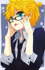 [Vocaloid]  Len-kun !Aishiteru! by King-Shuuchi