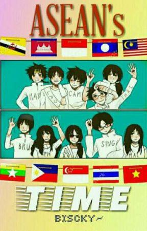 ASEAN's TIME - Hetalia by BisckyChan