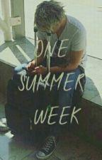 One Summer Week by KaseFace17