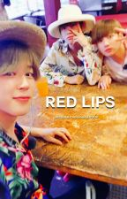 ❝RED LIPS❞ pjm by ADORABLEKOOK