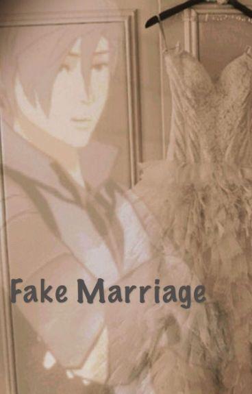 Fake Marriage Mercury X Reader. (Modern Au for RWBY)