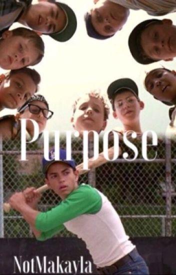 Purpose ❆ Benny Rodriguez