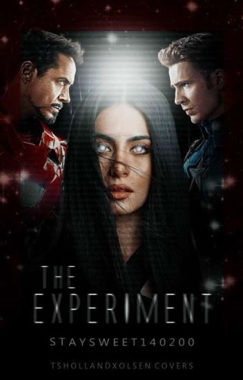 THE EXPERIMENT Vol. 1 (Tony Stark - Steve Rogers)