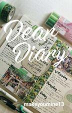 Dear Diary by makeyoumine13