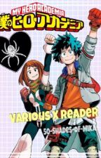 Web of love {Boku no Hero Academia - Various X Reader} by 50-Shades-Of-Mika