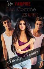 Un Vampire pas comme les autres  by Sherley-Saphir