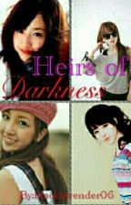 Heirs Of Darkness: Hurtful Loves(#wattys2016) by blacklavender06