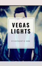 Vegas Lights by BrieWay