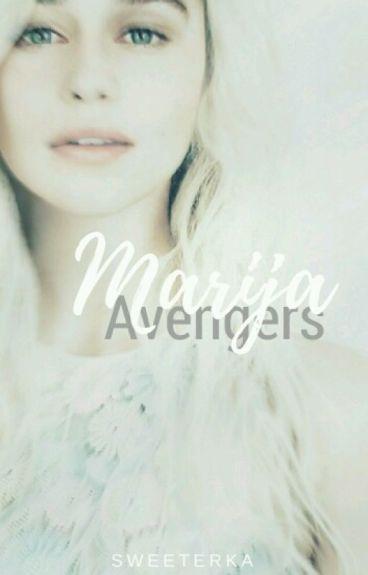 MARIJA ♢ Avengers ✔