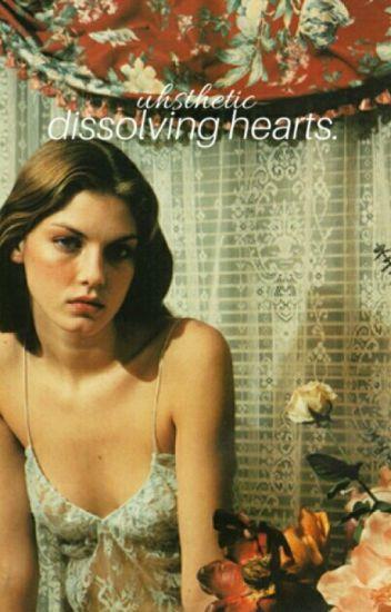 dissolving hearts