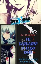 Kuro x Reader ~ Tu Servamp o algo más ~ by Tomoe-ya