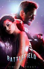 Battlefield 。 Tony Stark by tinkertaydust